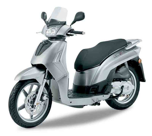 Kymco People S 4T #3