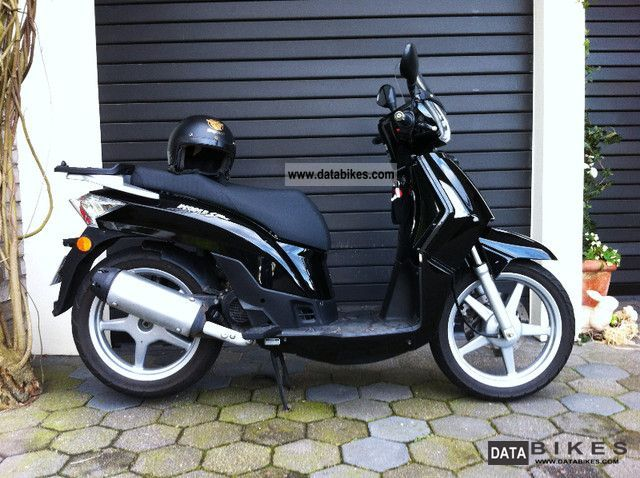 2006 Kymco People S 50 4T #7