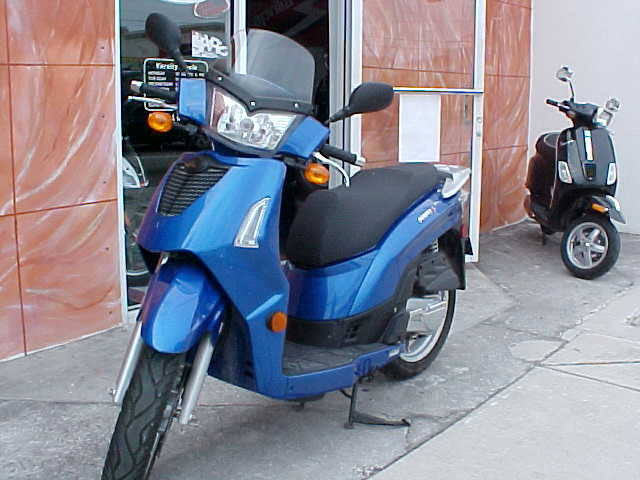 2006 Kymco People S 50 4T #2