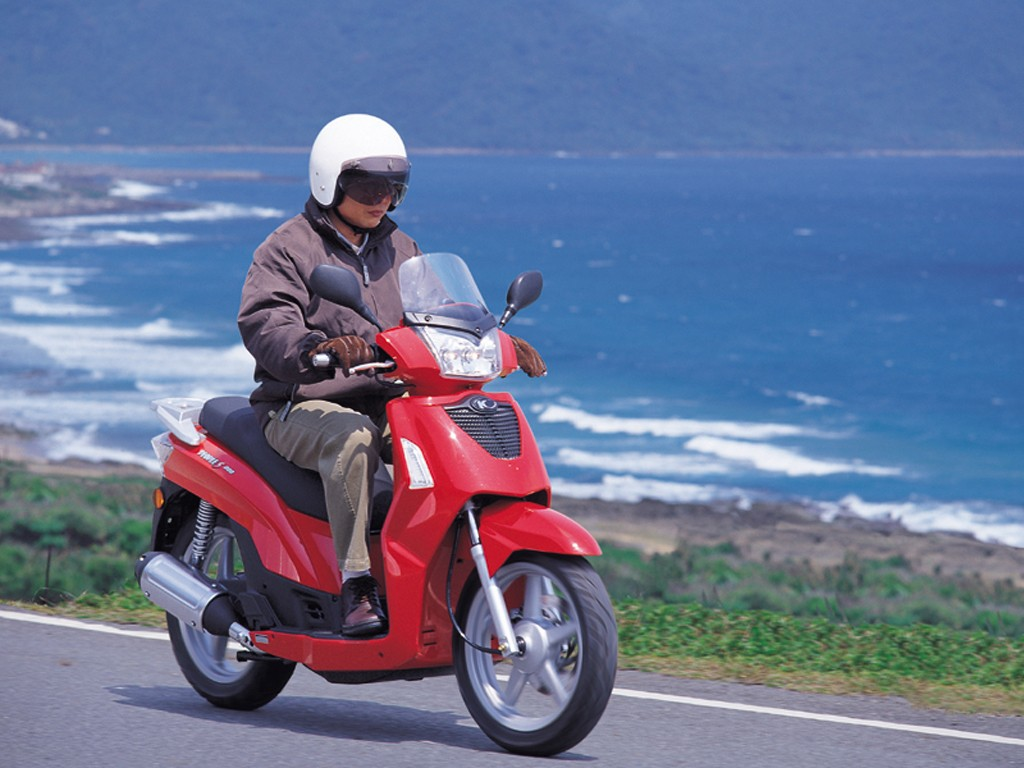 2006 Kymco People S 50 4T #6