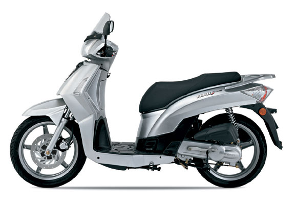 2006 Kymco People S 50 4T #9