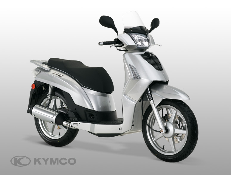 Kymco People S 50 4T #5