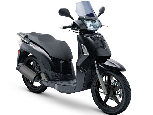 Kymco People S 50 #1