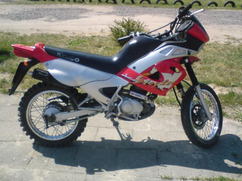 2006 Kymco Stryker Off Road #7