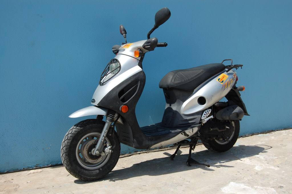 Kymco Top Boy 50 On Road #2