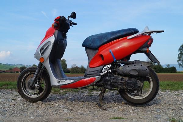 Kymco Top Boy 50 On Road #1