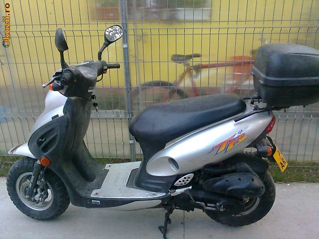 Kymco Top Boy 50 On Road #3