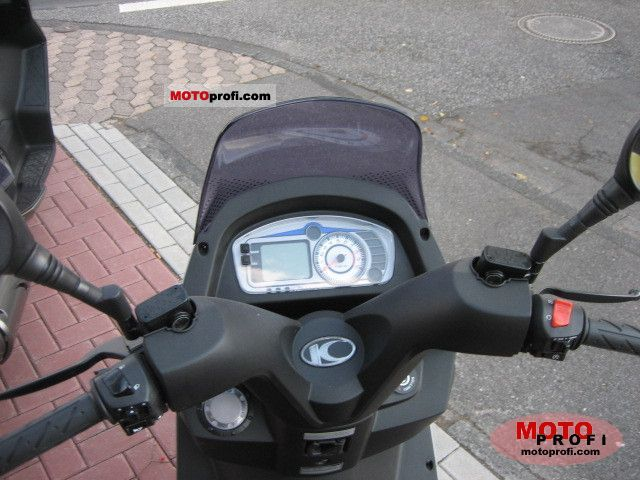 2011 Kymco Yager GT 125 #8