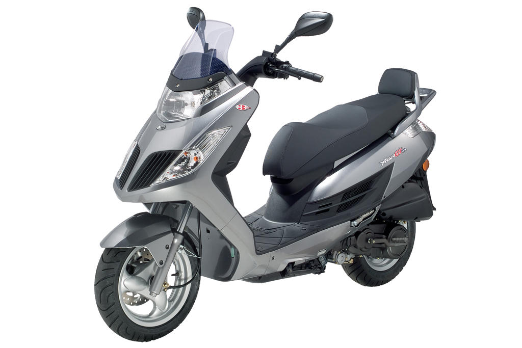 2011 Kymco Yager GT 125 #9
