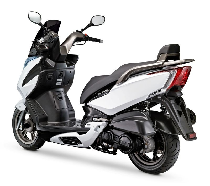 2011 Kymco Yager GT 125 #4