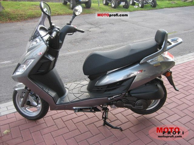 2011 Kymco Yager GT 125 #5