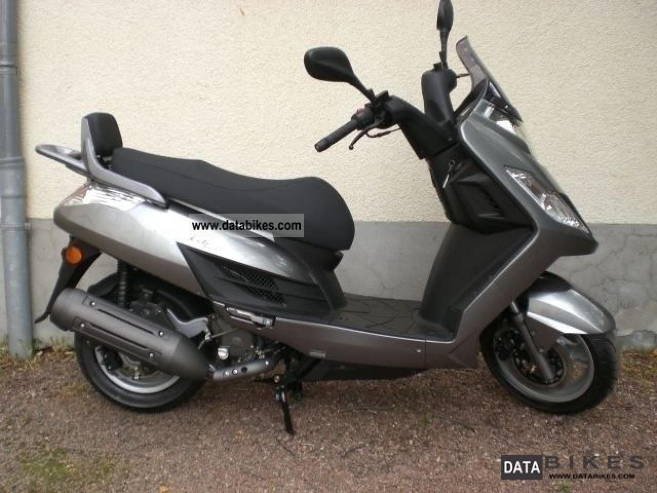2011 Kymco Yager GT 125 #3