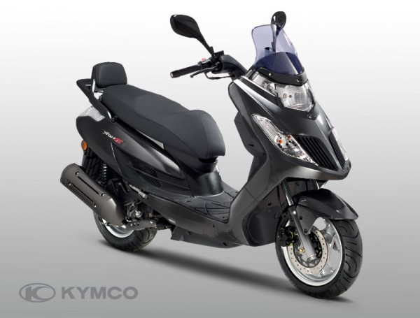 Kymco Yager GT 125 #1