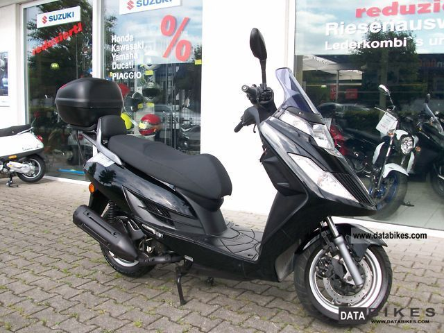 Kymco Yager GT 125 #6