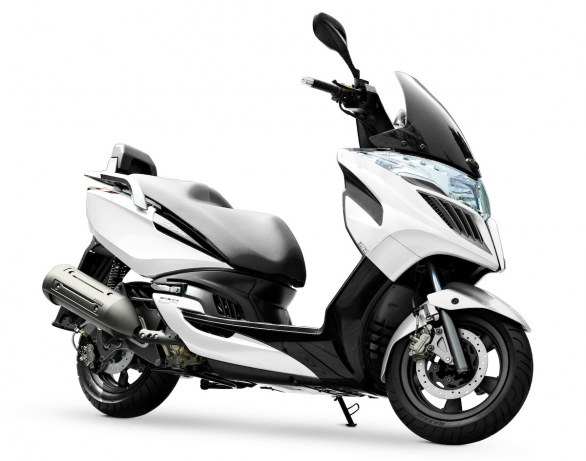Kymco Yager GT 125 #8