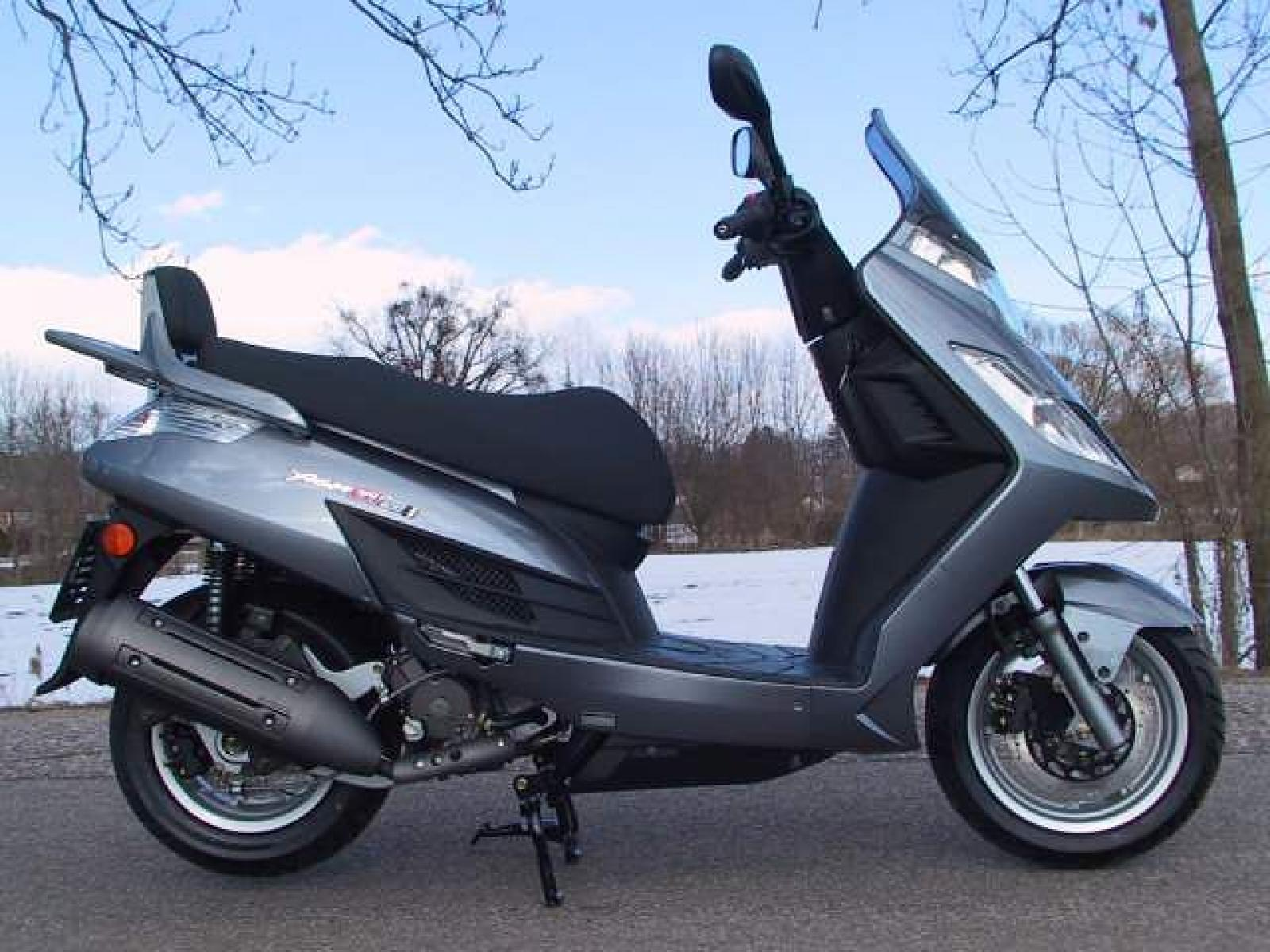 2011 Kymco Yager GT 200i #2