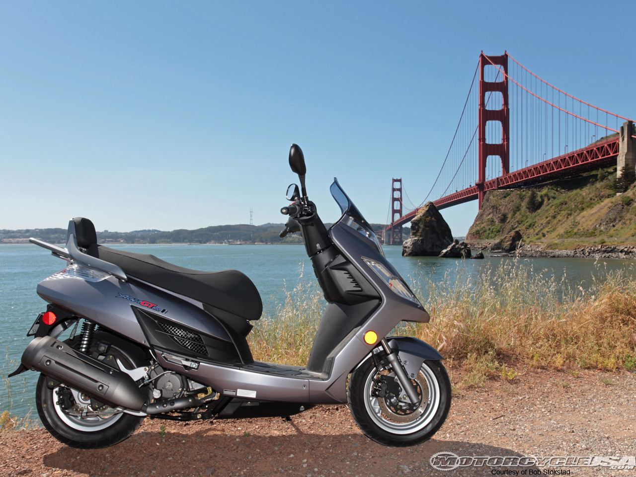 2011 Kymco Yager GT 200i #4