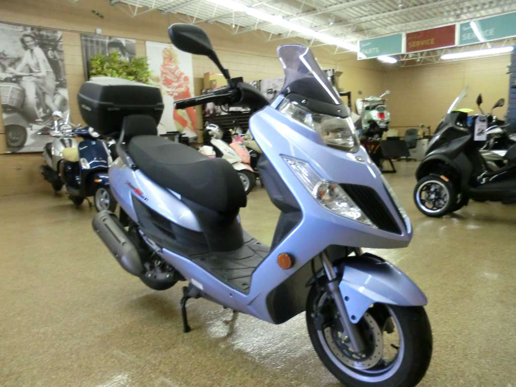 2011 Kymco Yager GT 200i #8
