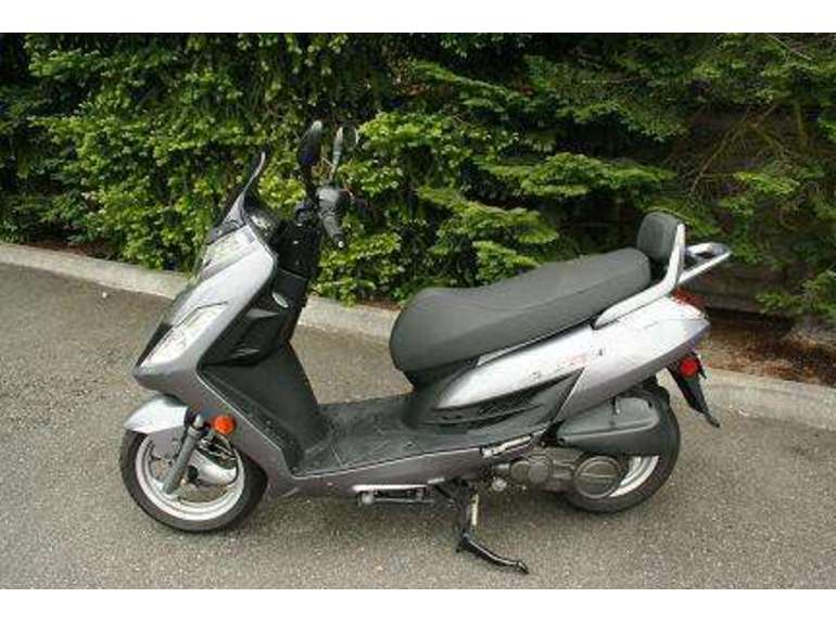 2011 Kymco Yager GT 200i #6
