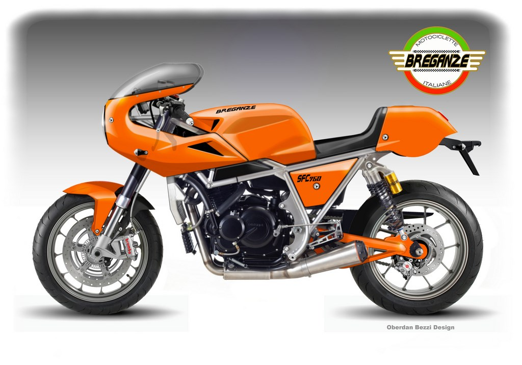 Laverda 600 SFC (reduced effect) #6