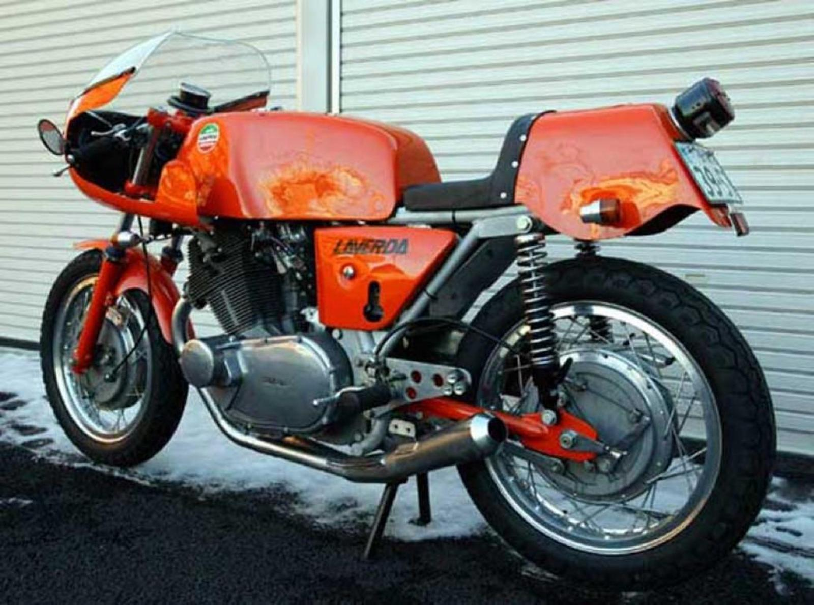 Laverda 600 SFC (reduced effect) #1