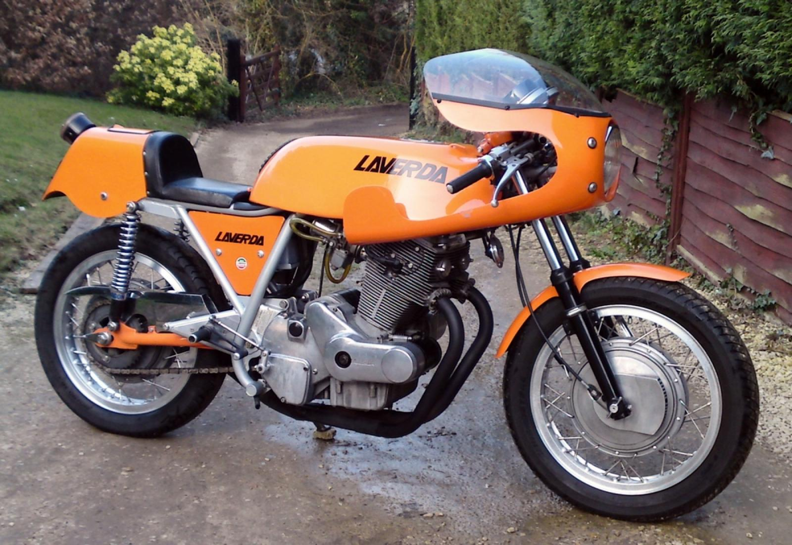 Laverda 600 SFC (reduced effect) #4