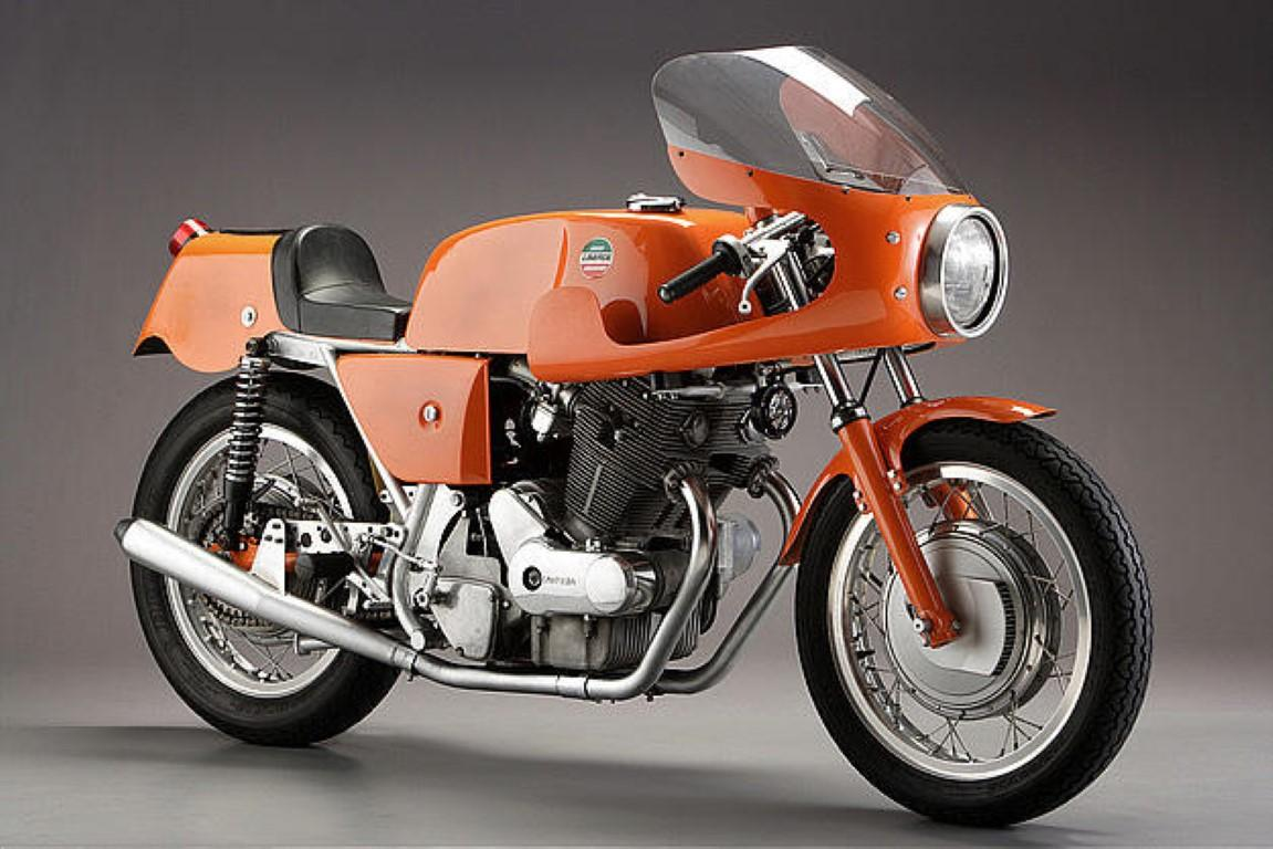 Laverda 600 SFC (reduced effect) #2