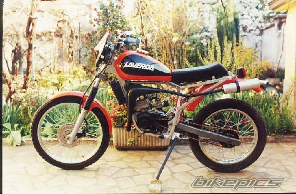 1986 Laverda OR 600 Atlas #1