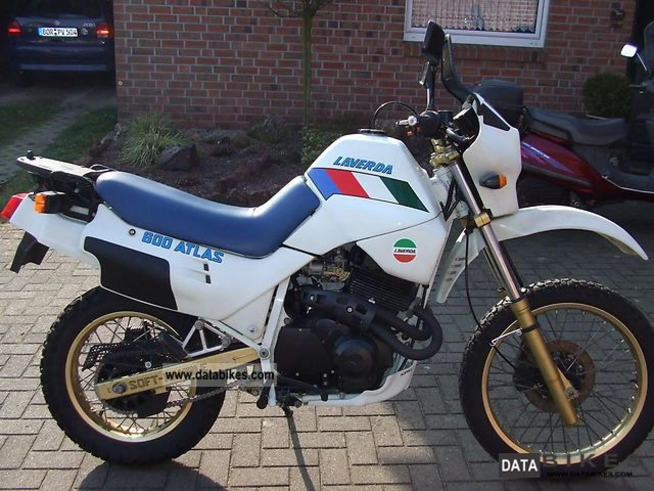 1988 Laverda OR 600 Atlas #1