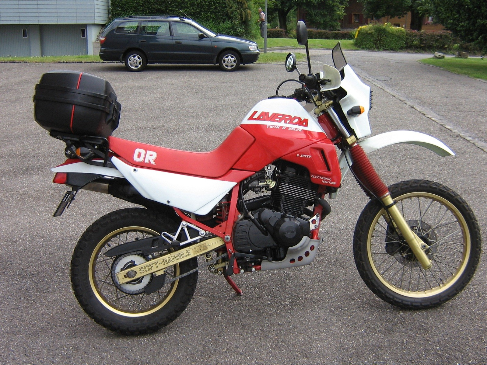 1988 Laverda OR 600 Atlas #3