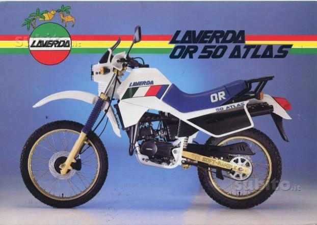 1988 Laverda OR 600 Atlas #7