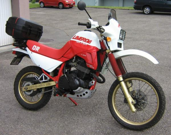 1988 Laverda OR 600 Atlas #8