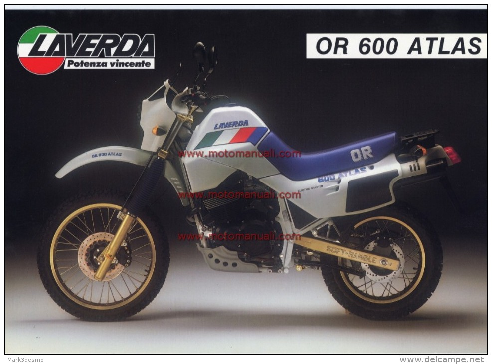 Laverda OR 600 Atlas #6