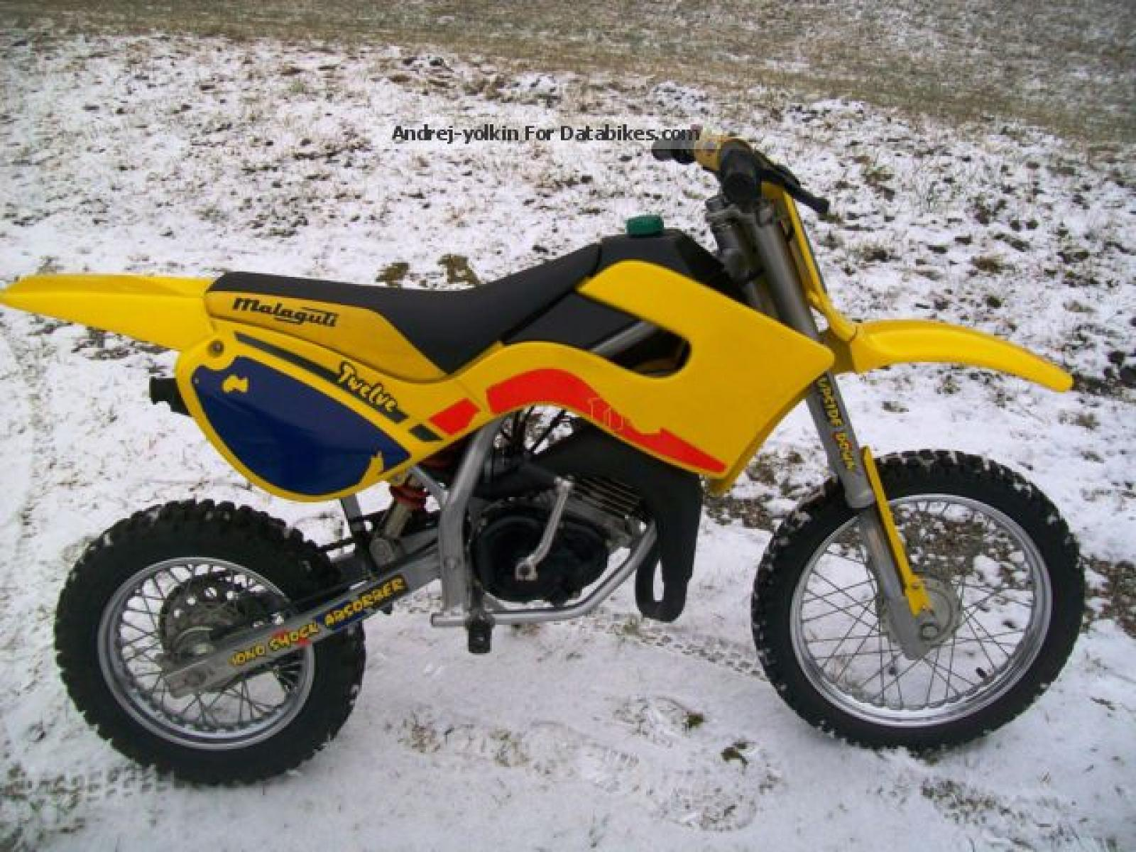 Malaguti Grizzly 12 Enduro #2