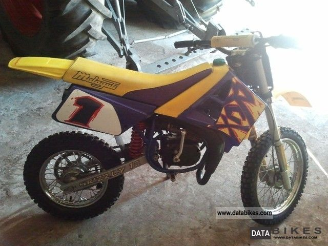 Malaguti Grizzly 12 Enduro #3