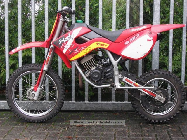 Malaguti Grizzly 12 Enduro #6