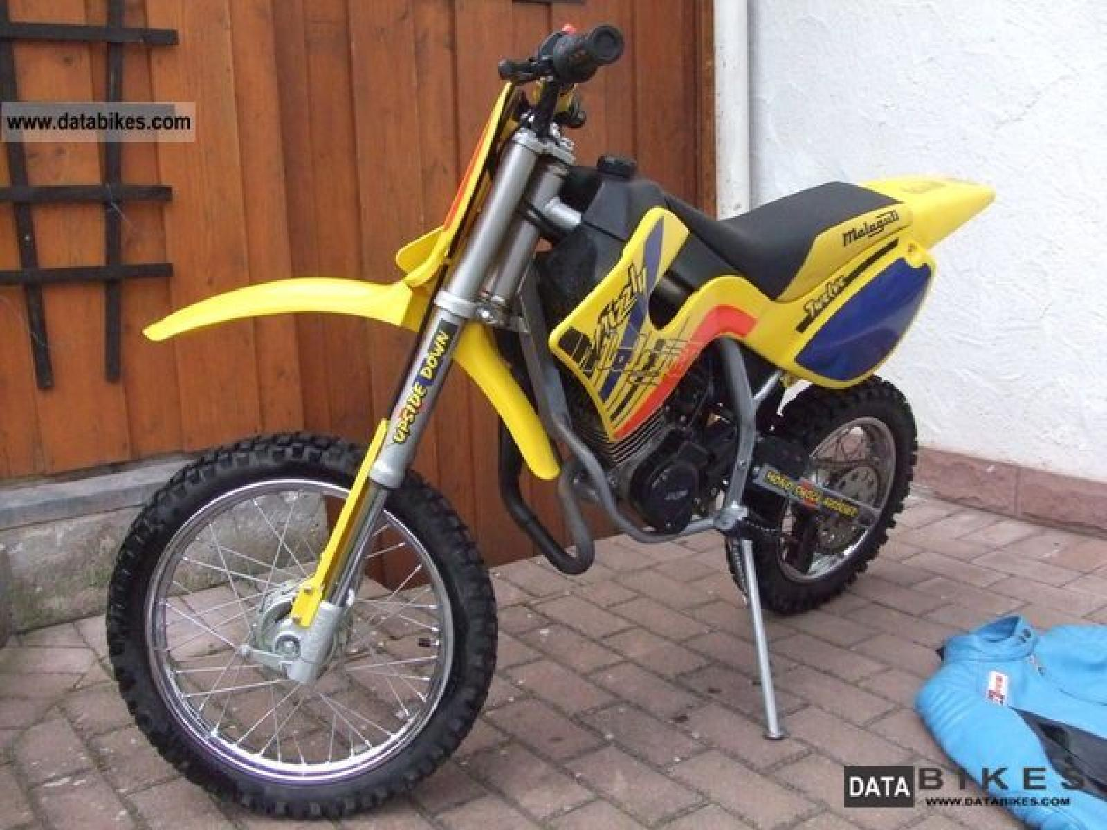Malaguti Grizzly 12 Enduro #4