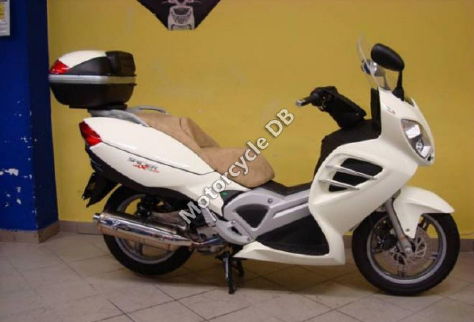 2009 Malaguti SpiderMax RS500 #1