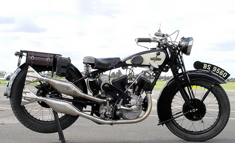 Matchless #9