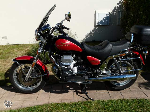 1995 Moto Guzzi California 1100 Injection #1