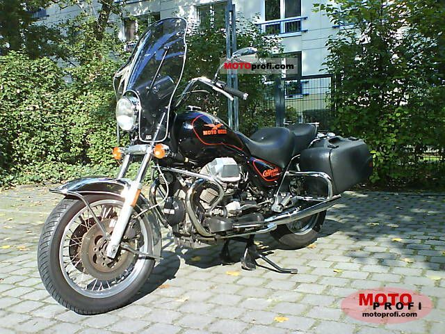 1995 Moto Guzzi California 1100 Injection #3