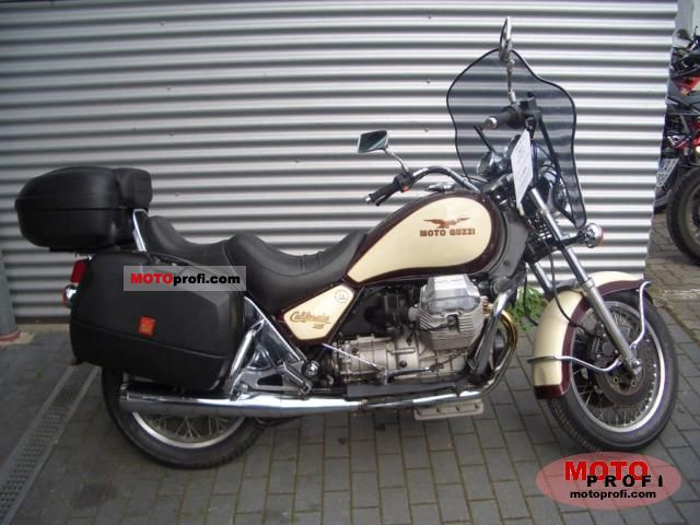 1995 Moto Guzzi California 1100 Injection #8