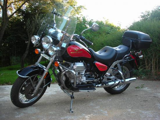 1995 Moto Guzzi California 1100 Injection #4