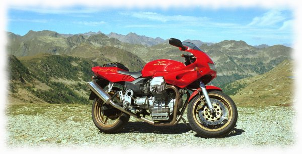 1995 Moto Guzzi California 1100 Injection #7