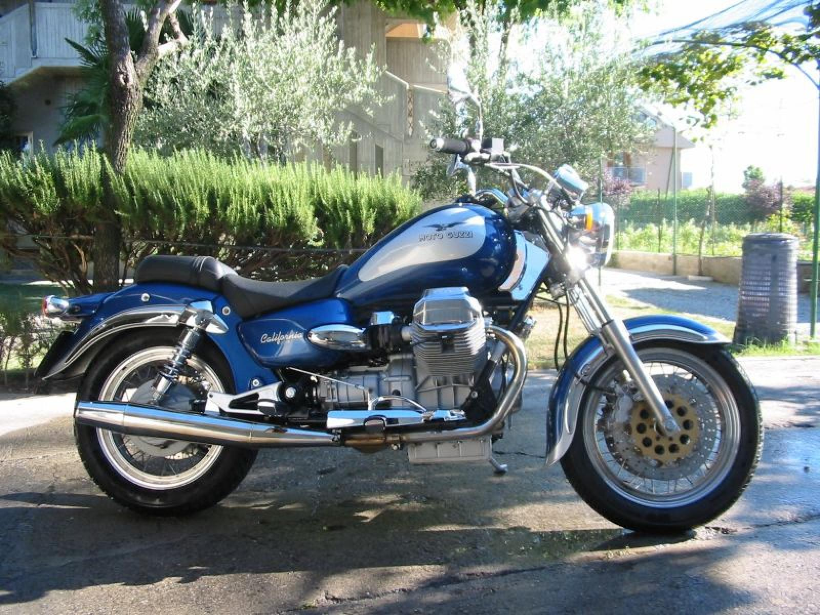 Moto Guzzi California 1100 Injection #2
