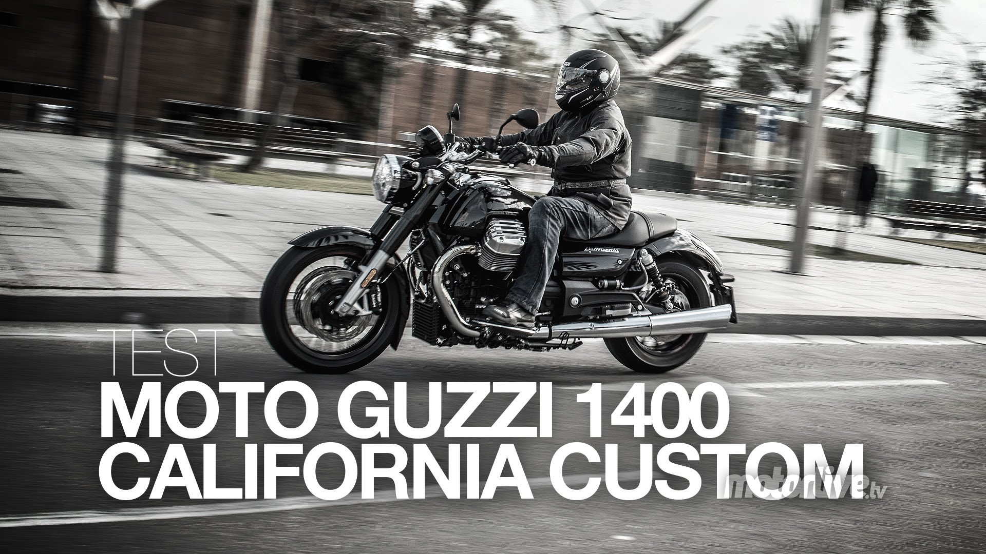 Moto Guzzi California 1400 Custom #6