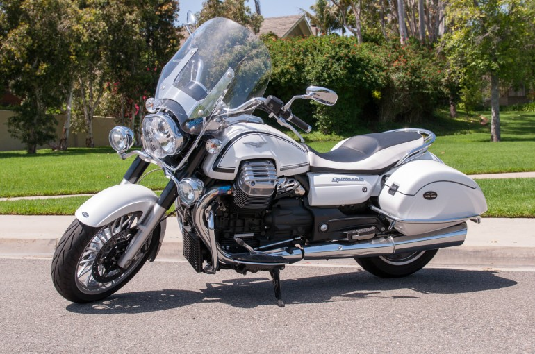 Moto Guzzi California 1400 Touring #3