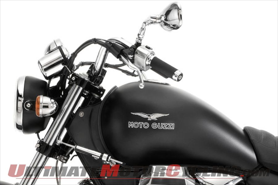 Moto Guzzi California Black Eagle #1