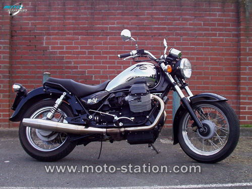 Moto Guzzi California Stone Metal #2