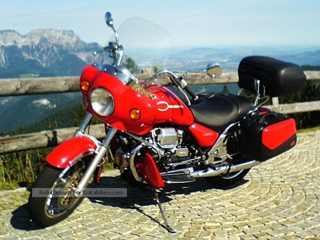 2007 Moto Guzzi California Touring #2